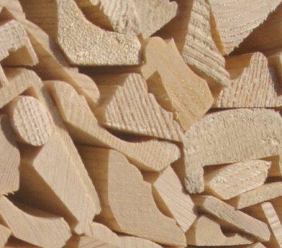Lišty dřevěné