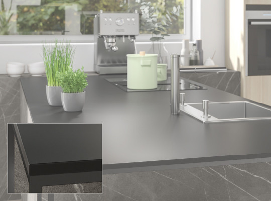 S pracovními deskami EGGER upoutá každá kuchyň pozornost.