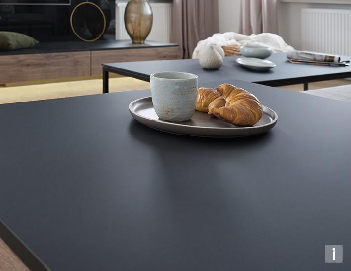Nová kvalita povrchu lakovaných desek PerfectSense s povrchovou úpravou Premium Matt a Premium Gloss