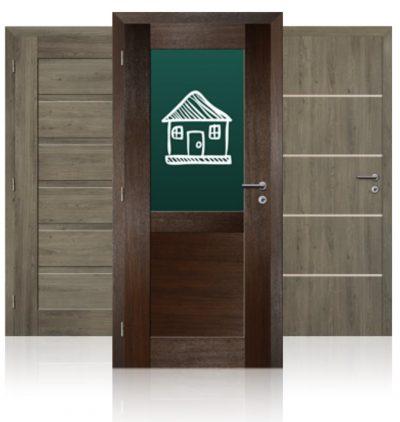 Dveře a podlahy